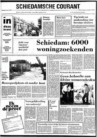 Rotterdamsch Nieuwsblad / Schiedamsche Courant / Rotterdams Dagblad / Waterweg / Algemeen Dagblad 1980-06-24
