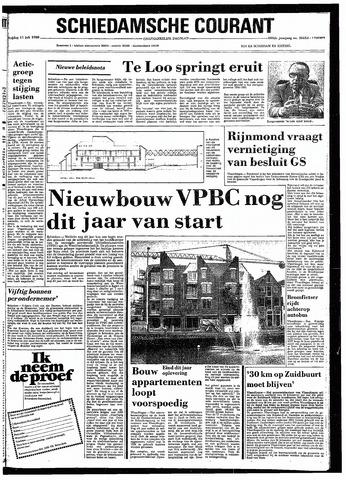 Rotterdamsch Nieuwsblad / Schiedamsche Courant / Rotterdams Dagblad / Waterweg / Algemeen Dagblad 1980-07-11