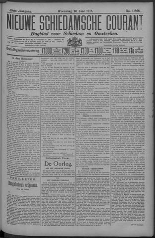 Nieuwe Schiedamsche Courant 1917-06-20