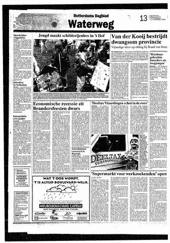 Rotterdamsch Nieuwsblad / Schiedamsche Courant / Rotterdams Dagblad / Waterweg / Algemeen Dagblad 1993-09-03