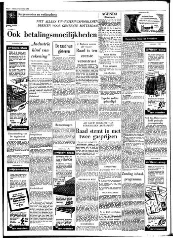 Rotterdamsch Parool / De Schiedammer 1964-11-13