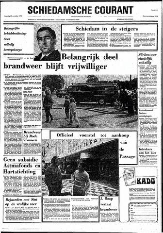 Rotterdamsch Nieuwsblad / Schiedamsche Courant / Rotterdams Dagblad / Waterweg / Algemeen Dagblad 1974-11-23