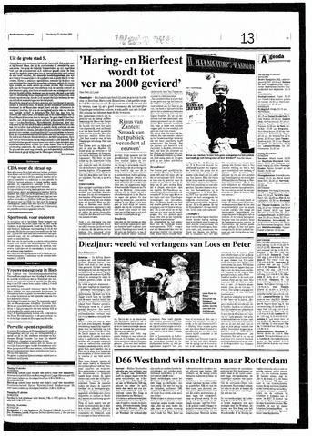 Rotterdamsch Nieuwsblad / Schiedamsche Courant / Rotterdams Dagblad / Waterweg / Algemeen Dagblad 1993-10-21
