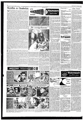 Rotterdamsch Parool / De Schiedammer 1959-10-31