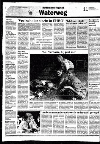 Rotterdamsch Nieuwsblad / Schiedamsche Courant / Rotterdams Dagblad / Waterweg / Algemeen Dagblad 1993-09-16