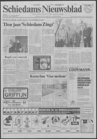 Schiedams Nieuwsblad 1981-12-09