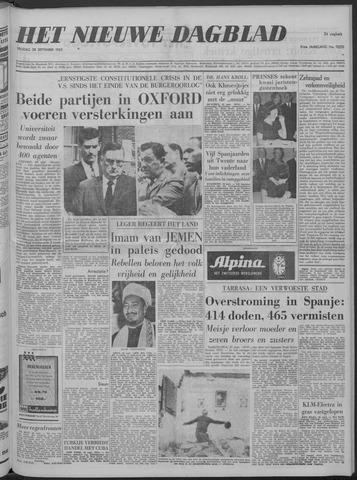 Nieuwe Schiedamsche Courant 1962-09-28