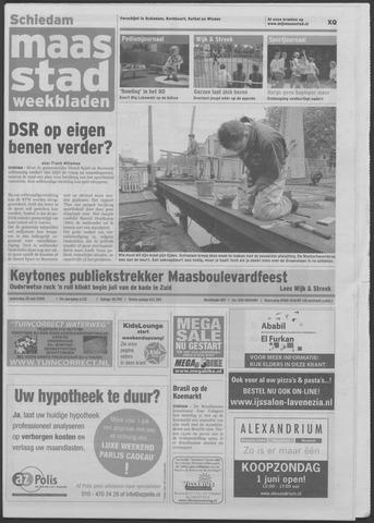Maaspost / Maasstad / Maasstad Pers 2008-05-28