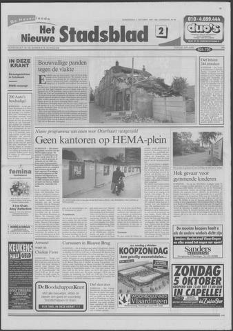 Het Nieuwe Stadsblad 1997-10-02