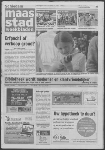 Maaspost / Maasstad / Maasstad Pers 2008-06-04