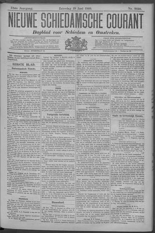 Nieuwe Schiedamsche Courant 1909-06-19