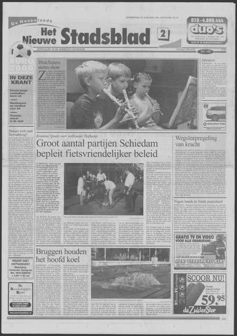 Het Nieuwe Stadsblad 2000-06-22