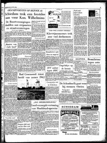 Rotterdamsch Parool / De Schiedammer 1962-08-15