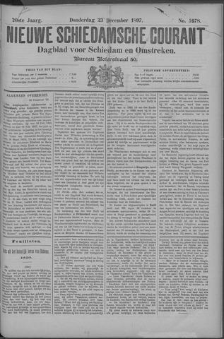 Nieuwe Schiedamsche Courant 1897-12-23
