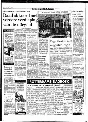 Rotterdamsch Parool / De Schiedammer 1970-03-06