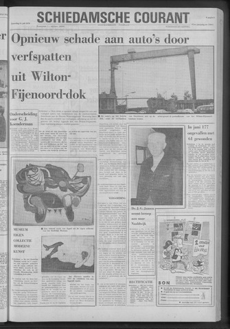 Rotterdamsch Nieuwsblad / Schiedamsche Courant / Rotterdams Dagblad / Waterweg / Algemeen Dagblad 1970-07-11