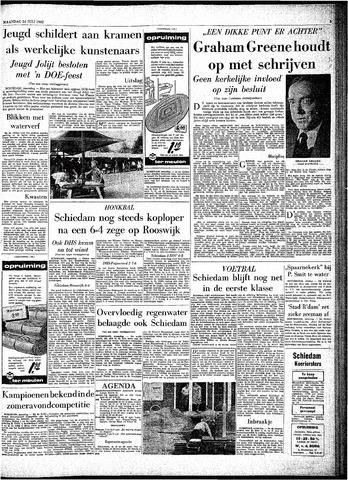 Rotterdamsch Parool / De Schiedammer 1962-07-16