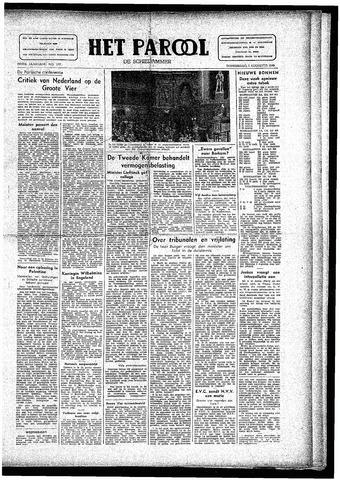 Rotterdamsch Parool / De Schiedammer 1946-08-01