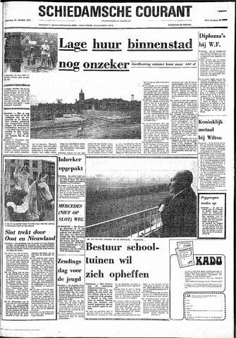 Rotterdamsch Nieuwsblad / Schiedamsche Courant / Rotterdams Dagblad / Waterweg / Algemeen Dagblad 1974-10-26