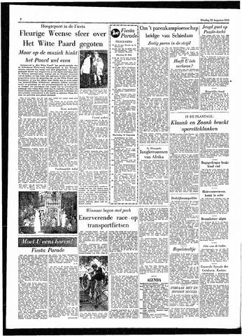Rotterdamsch Parool / De Schiedammer 1955-08-23