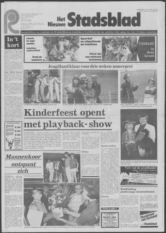 Het Nieuwe Stadsblad 1984-07-11
