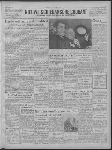 Nieuwe Schiedamsche Courant 1949-11-19