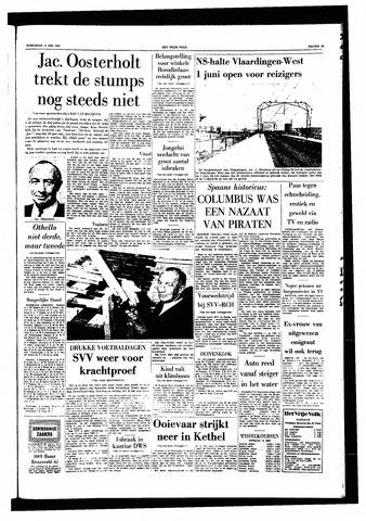 Het Vrije volk 1969-05-14