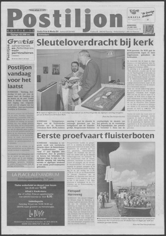 Postiljon 2001-06-14