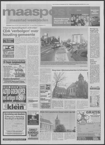 Maaspost / Maasstad / Maasstad Pers 2000-03-15