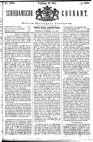 Schiedamsche Courant 1879-05-16