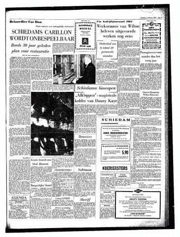 Rotterdamsch Parool / De Schiedammer 1964-02-08
