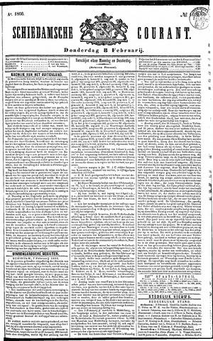 Schiedamsche Courant 1866-02-08