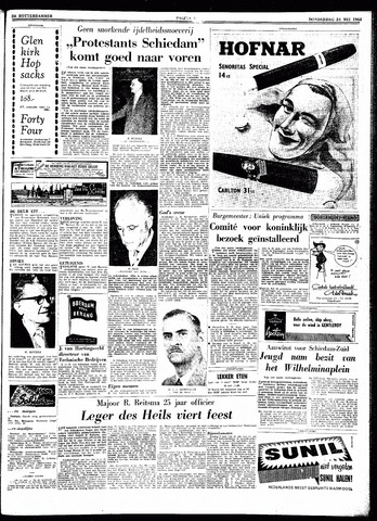 Trouw / De Rotterdammer 1962-05-24