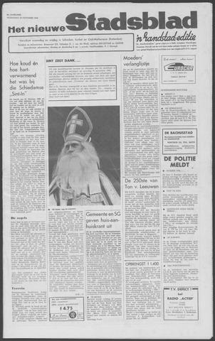Het Nieuwe Stadsblad 1968-11-20