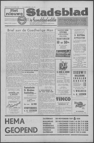 Het Nieuwe Stadsblad 1959-11-27