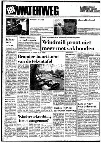 Rotterdamsch Nieuwsblad / Schiedamsche Courant / Rotterdams Dagblad / Waterweg / Algemeen Dagblad 1987-06-03