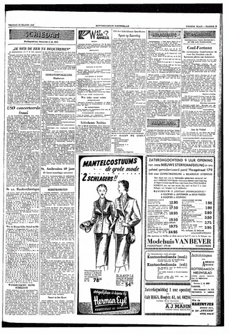 Rotterdamsch Nieuwsblad / Schiedamsche Courant / Rotterdams Dagblad / Waterweg / Algemeen Dagblad 1953-03-20