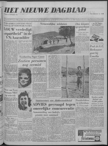 Nieuwe Schiedamsche Courant 1962-09-25