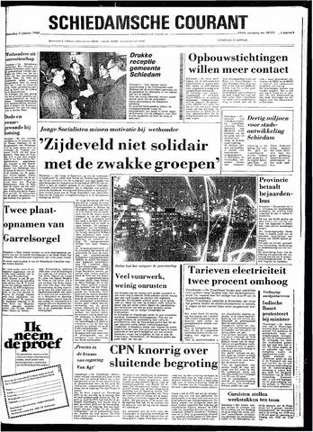 Rotterdamsch Nieuwsblad / Schiedamsche Courant / Rotterdams Dagblad / Waterweg / Algemeen Dagblad 1980