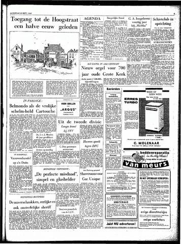Rotterdamsch Parool / De Schiedammer 1962-09-22