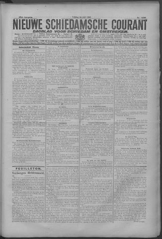 Nieuwe Schiedamsche Courant 1925-07-24