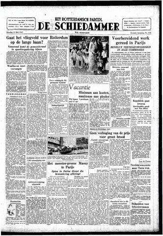 Rotterdamsch Parool / De Schiedammer 1947-07-15
