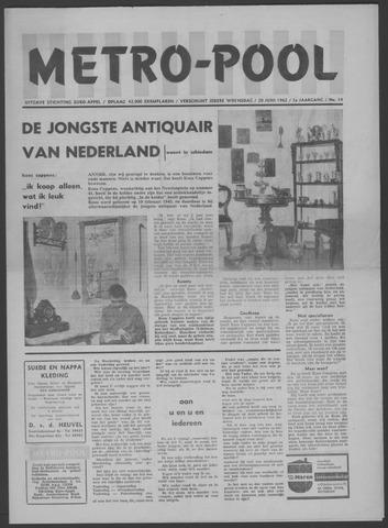 Metropool 1962-06-20