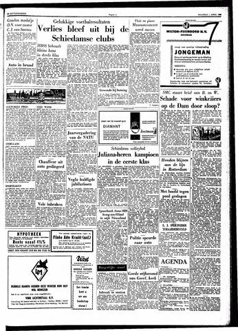 Trouw / De Rotterdammer 1963-04-01