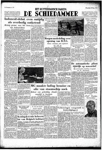 Rotterdamsch Parool / De Schiedammer 1949-08-17
