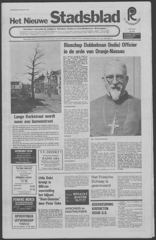 Het Nieuwe Stadsblad 1977-03-09