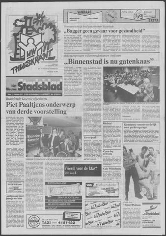Het Nieuwe Stadsblad 1991-10-25