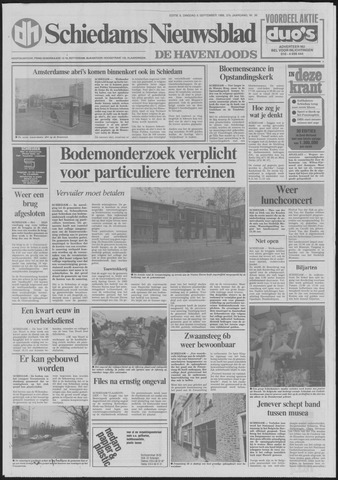 De Havenloods 1988-09-06