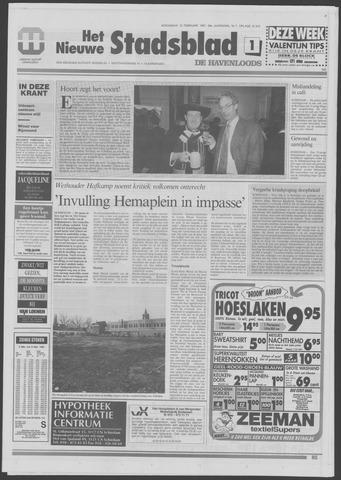 Het Nieuwe Stadsblad 1997-02-12