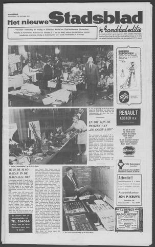 Het Nieuwe Stadsblad 1970-10-28
